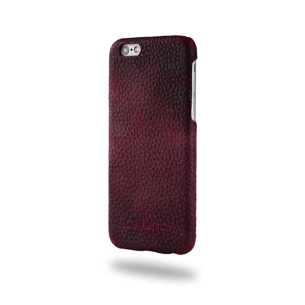 Apple-iPhone-7-genuine-leather-back-cover-case-limited-edition-mountain-bear-plush