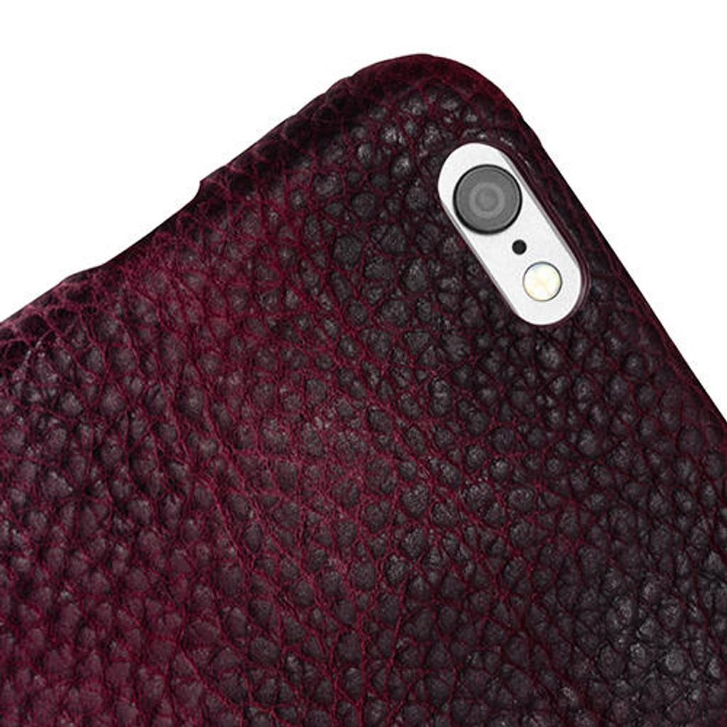 Apple-iPhone-7-genuine-leather-back-cover-case-limited-edition-mountain-bear-plush-3