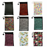 Soft Glasses Cases, Storage Pouches & Microfibre Cleaning Cloth All-in-1
