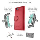 iPhone 7 Leather Flip Phone Case