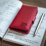 iPhone 12 Mini Leather Wallet Card Holder Phone Case