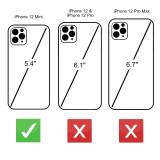 iPhone 12 Mini Size Comparison Apple