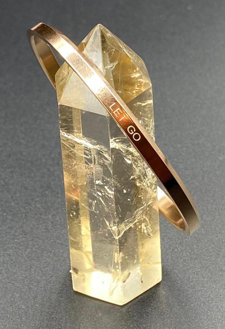 Smoky quartz Crystal.