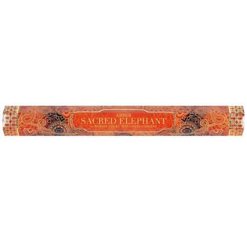 Sacred Elephant Amber Incense Sticks.