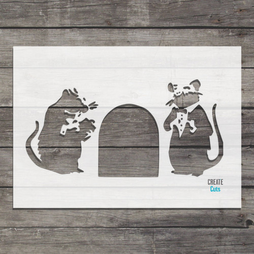 Banksy Red Carpet Rats  Stencil street art cheap stencils create cuts template graffiti stencil