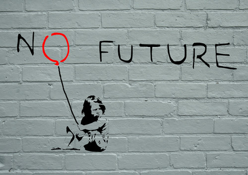 Banksy No Future Stencil street art cheap stencils create cuts template graffiti stencil Banksy girl with balloon stencil