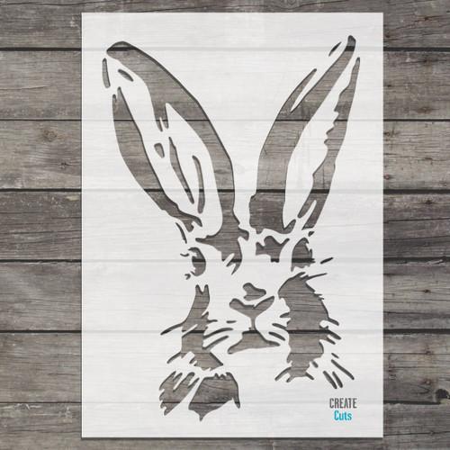 Hare Stencil