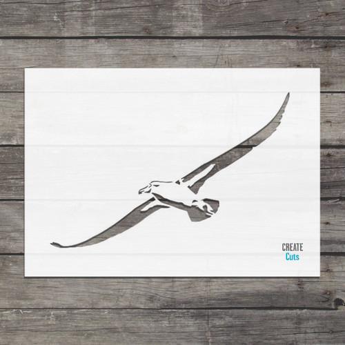 Albatross Stencil