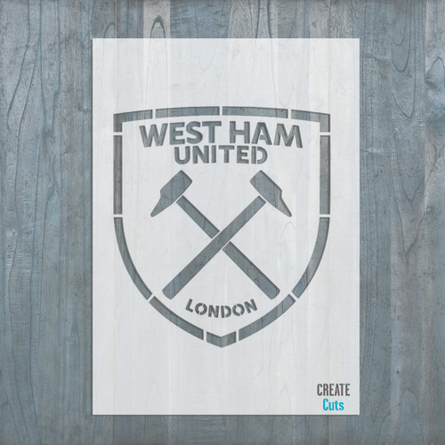 Westham Stencil Football Team