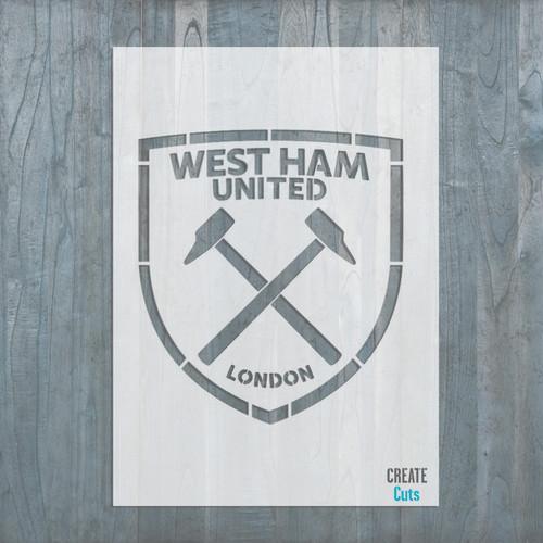 Westham Stencil Football Team