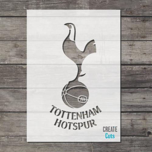Tottenham Hotspur stencil