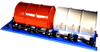 P2-5154 MORSE DRUM ROLLER Stationary Double Drum Rollers roll one or two drums at a time.