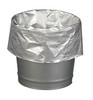 JUSTRITE Disposable Bucket Liner for Smoking Receptacles