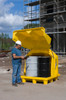UltraTech Hard Top P4 Spill Pallet - 1080 - 4 Drum - No Drain