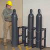 Cylinder Barricade Rack