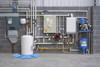 Aqua Bags Around Hot Water Heater