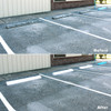 Before and After Parking Lot