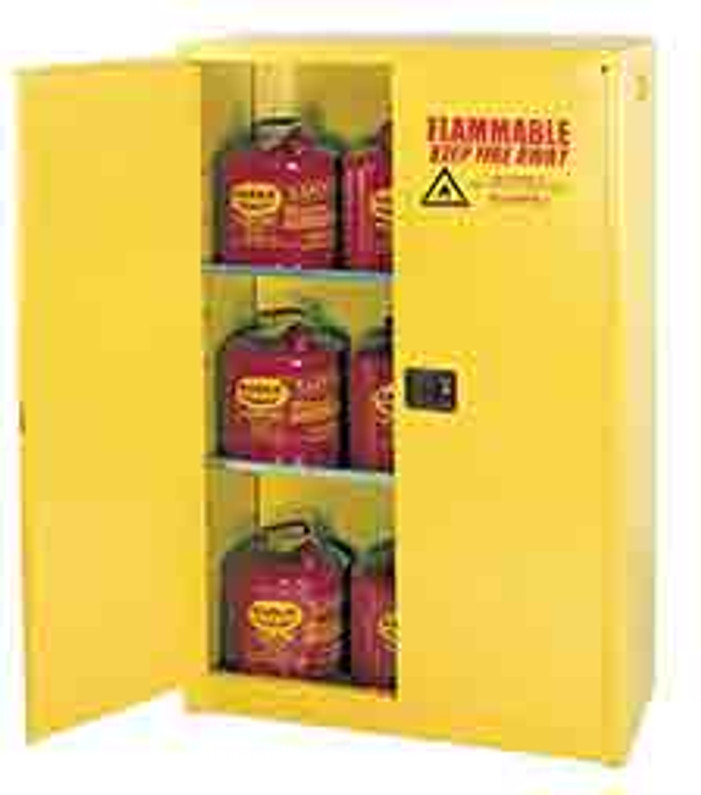 Product Update!  Eagle 1947 Flammable Cabinet UPGRADED to the NEW 1947X