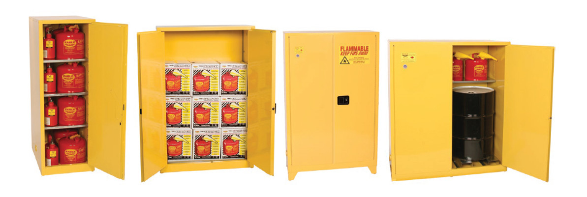 Eagle Manufacturing Upgrades Their Quality Flammable Cabinets
