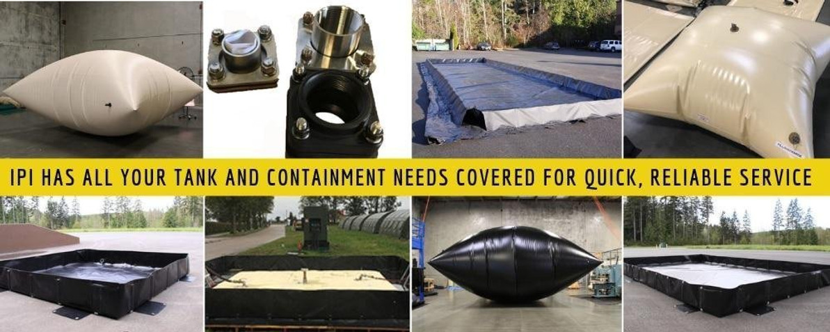 Interstate Products Spill Containment & Bladder Updated Product List