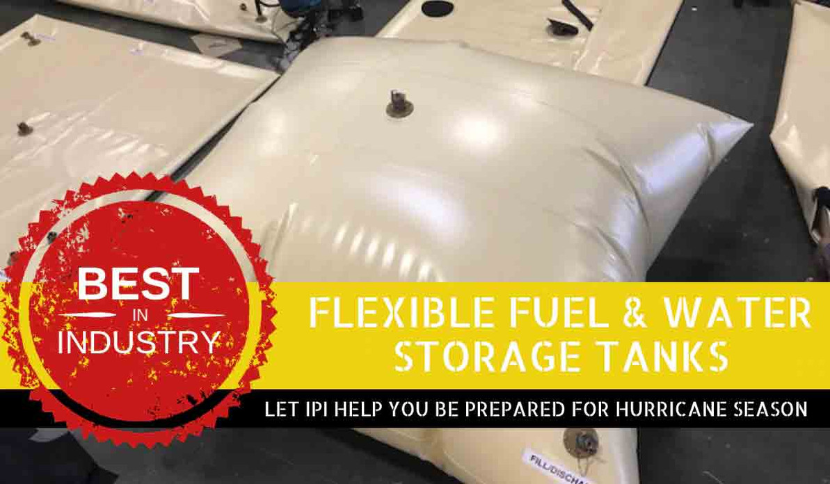 Interstate Offers Fuel Bladders Tanks That are Manufactured Using Nylon Coated Geomembrane Materials