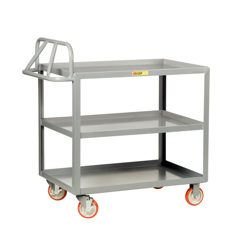Little Giant Material Handling Trucks and Carts are Now Available at Interstate Products