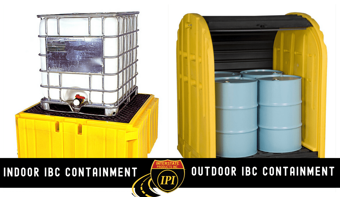 IBC & Tote Spill Containment Pallets – An End to Your Spillage Woes