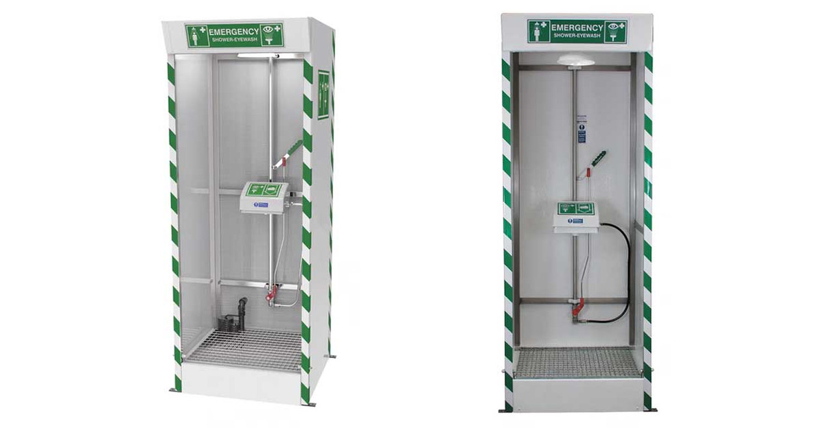 ​Hughes Safety Showers and Eye Wash Stations