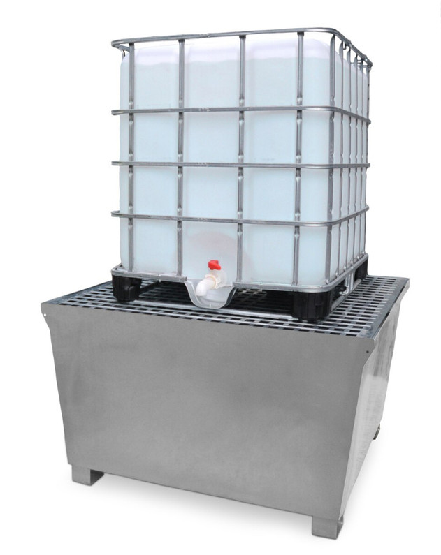 Expanded Product Line - Steel Spill Pallets