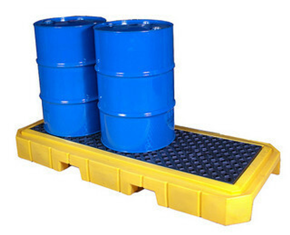 Spill Pallets: What Are They And What Do They Provide?