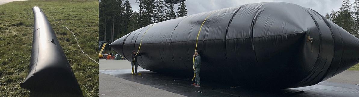 Water Storage Bladders & Tanks / Military Water Storage Bladders @ IPI