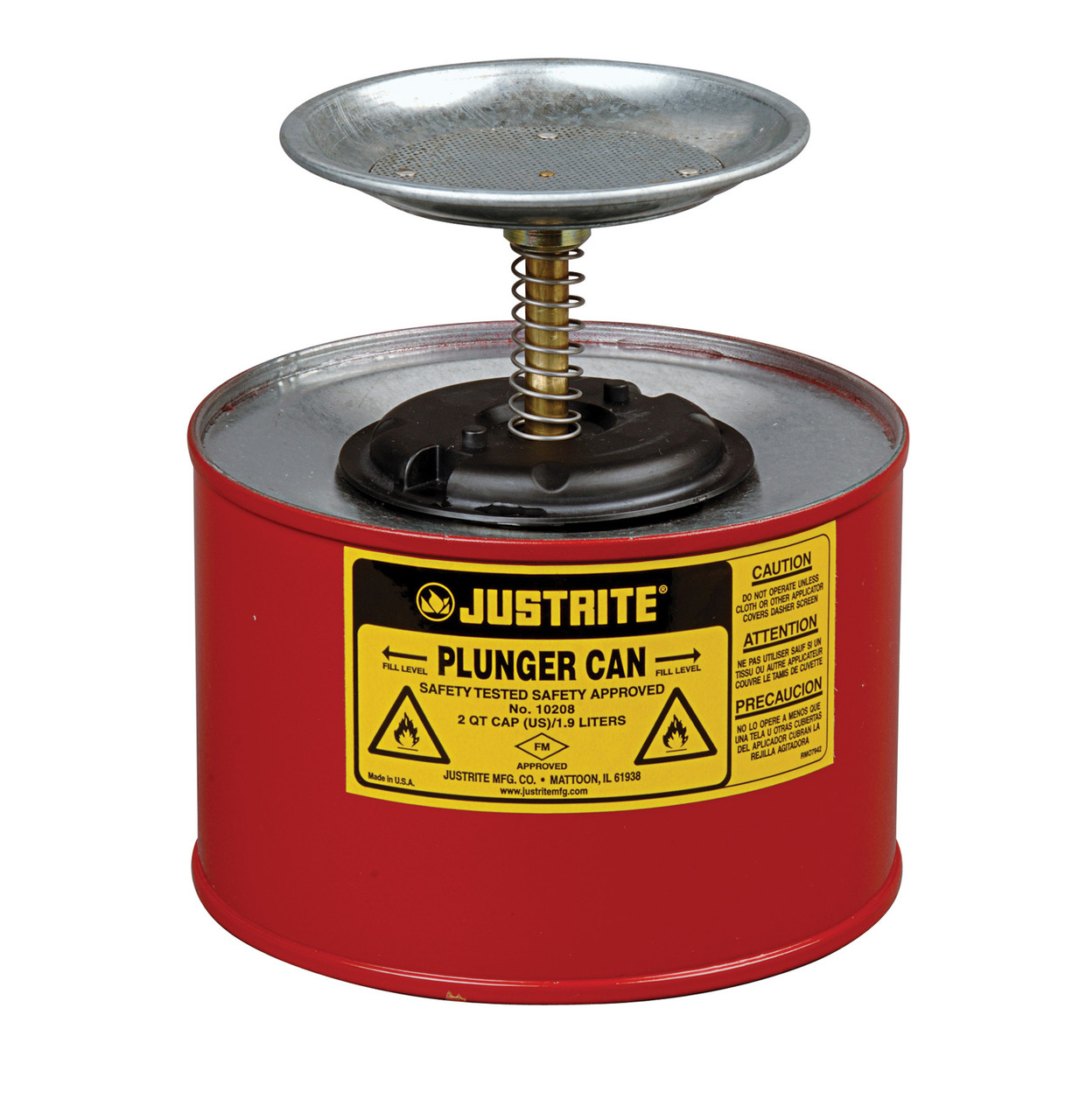 Justrite Utility / Specialty Cans