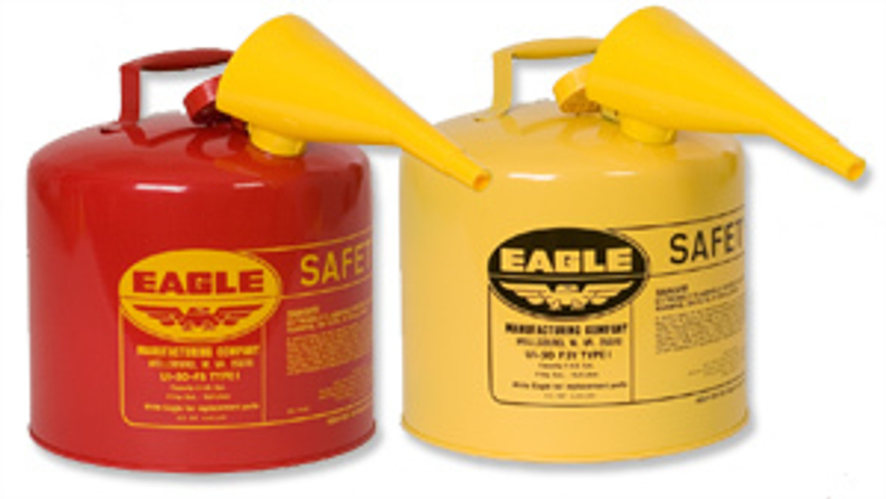 Eagle Safety Cans