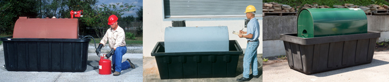 Containment Sump Tubs