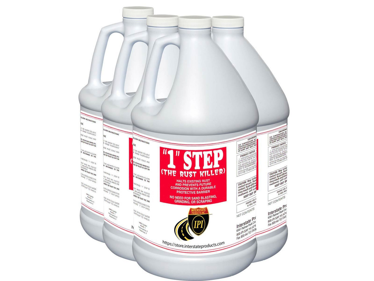 Rust Converter - One Step Rust Killer