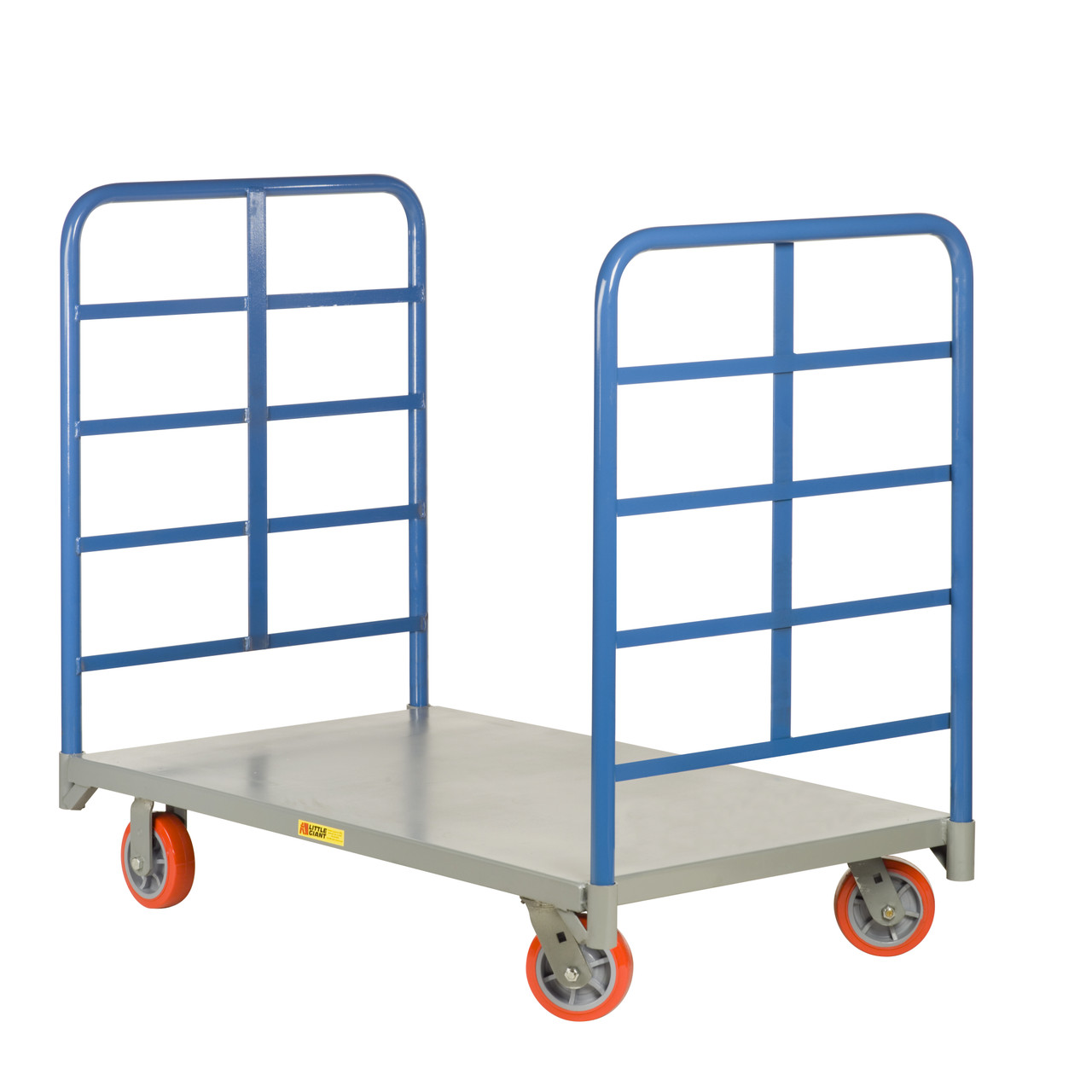 Double End Rack Platform Trucks
