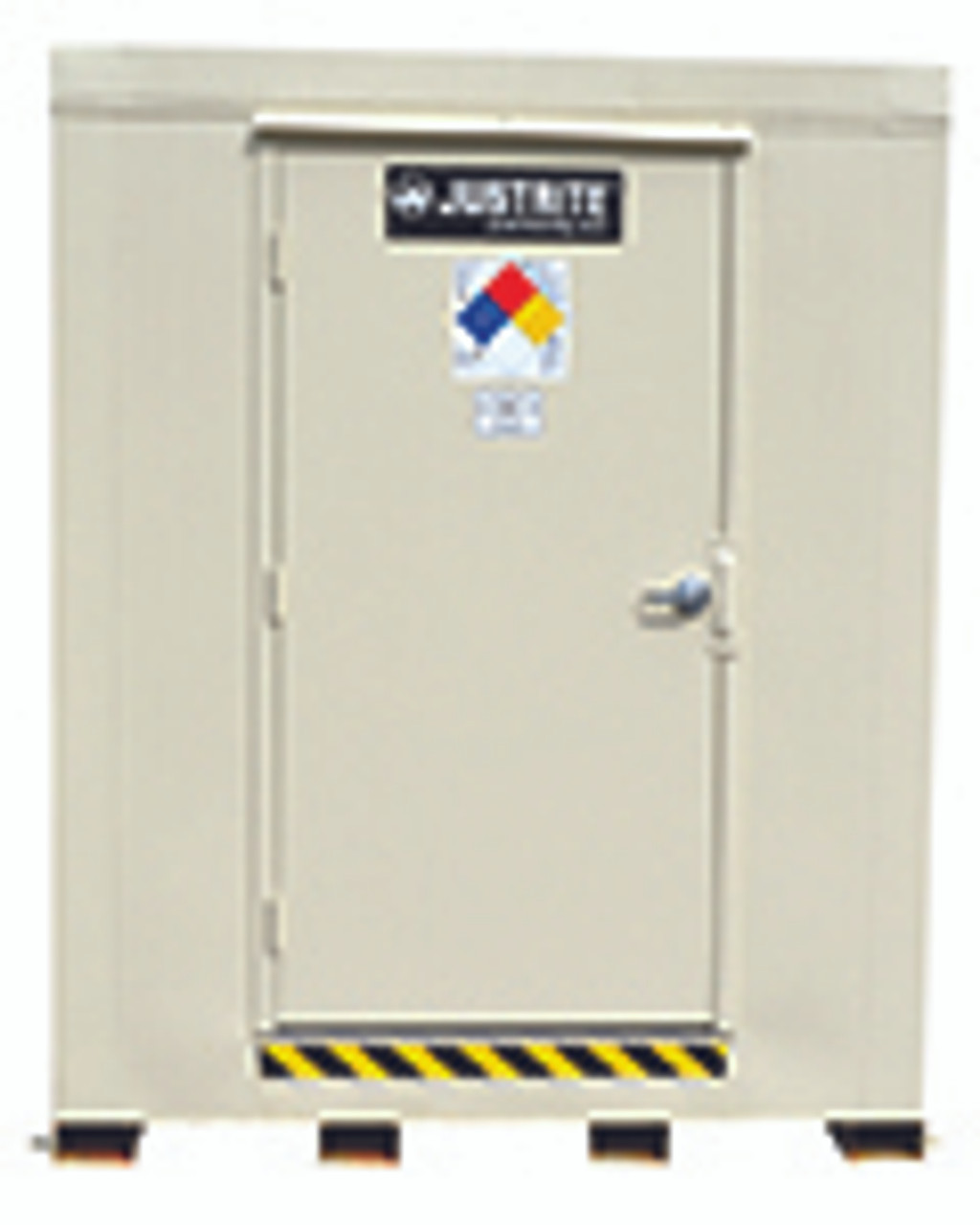Justrite Outdoor Safety Lockers