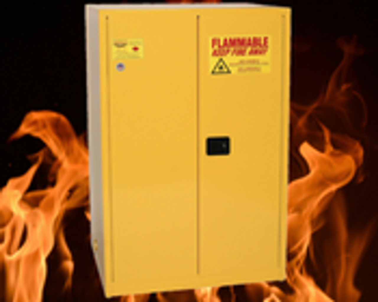 Large Flammable Cabinets
