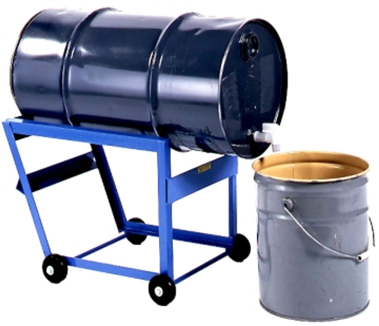 Drum Cradles and Drum Tippers