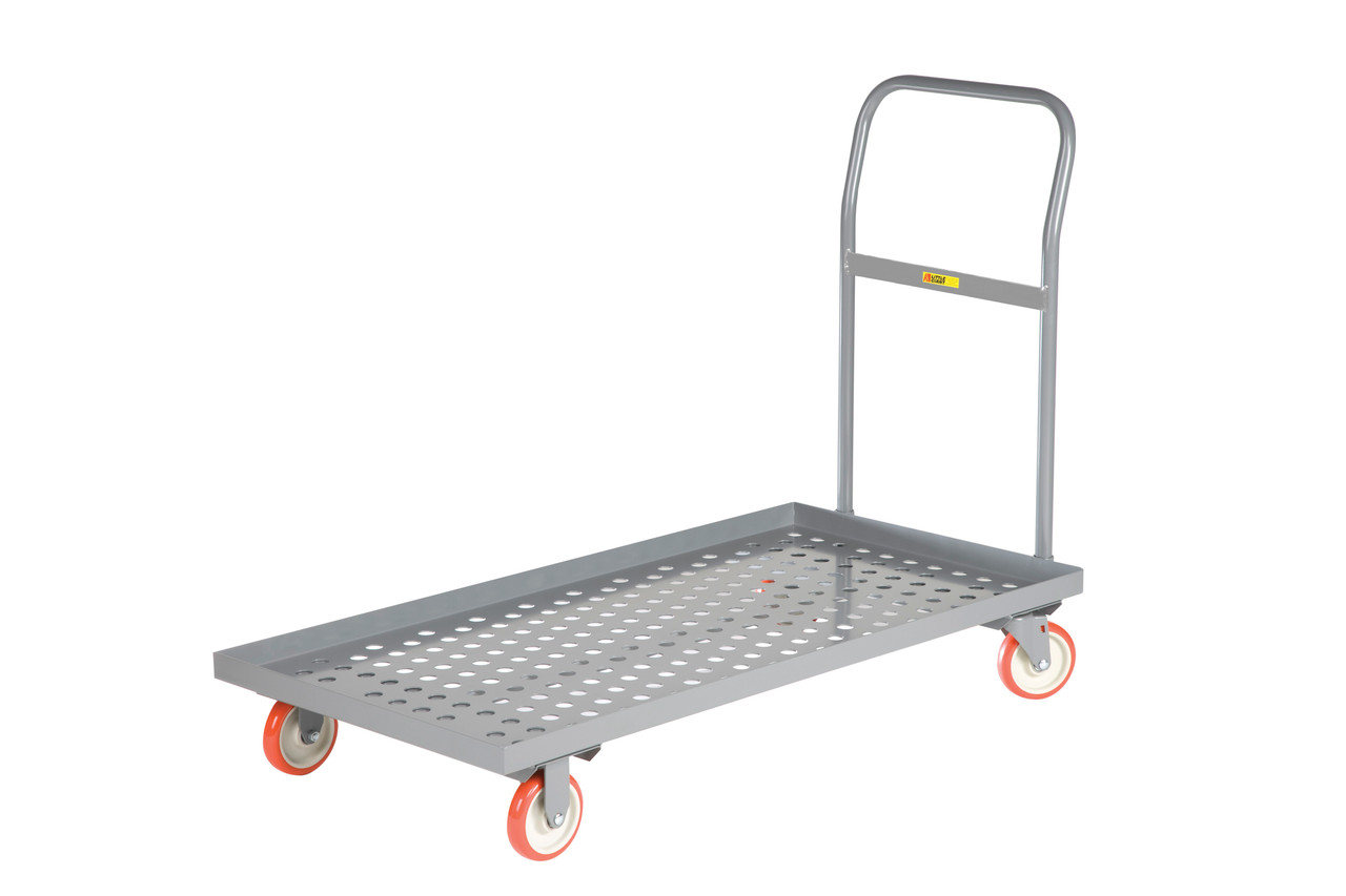 Platform Truck with Perforated Deck