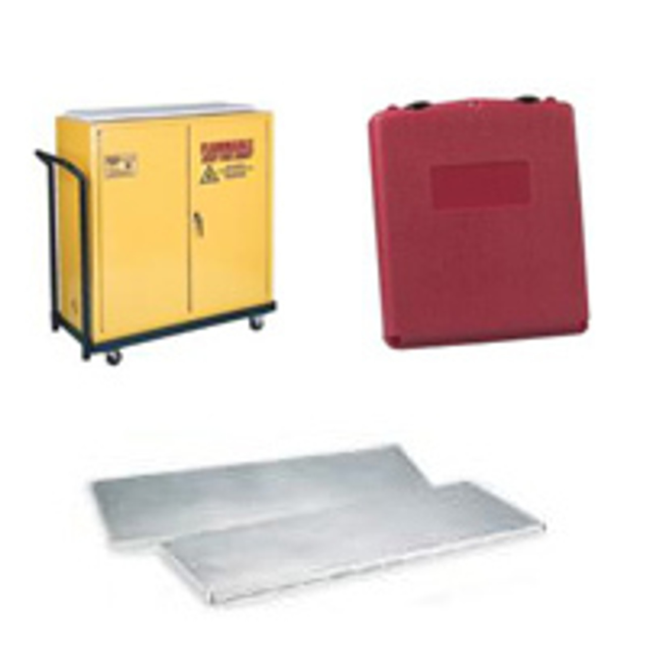 All Safety Cabinet Accessories