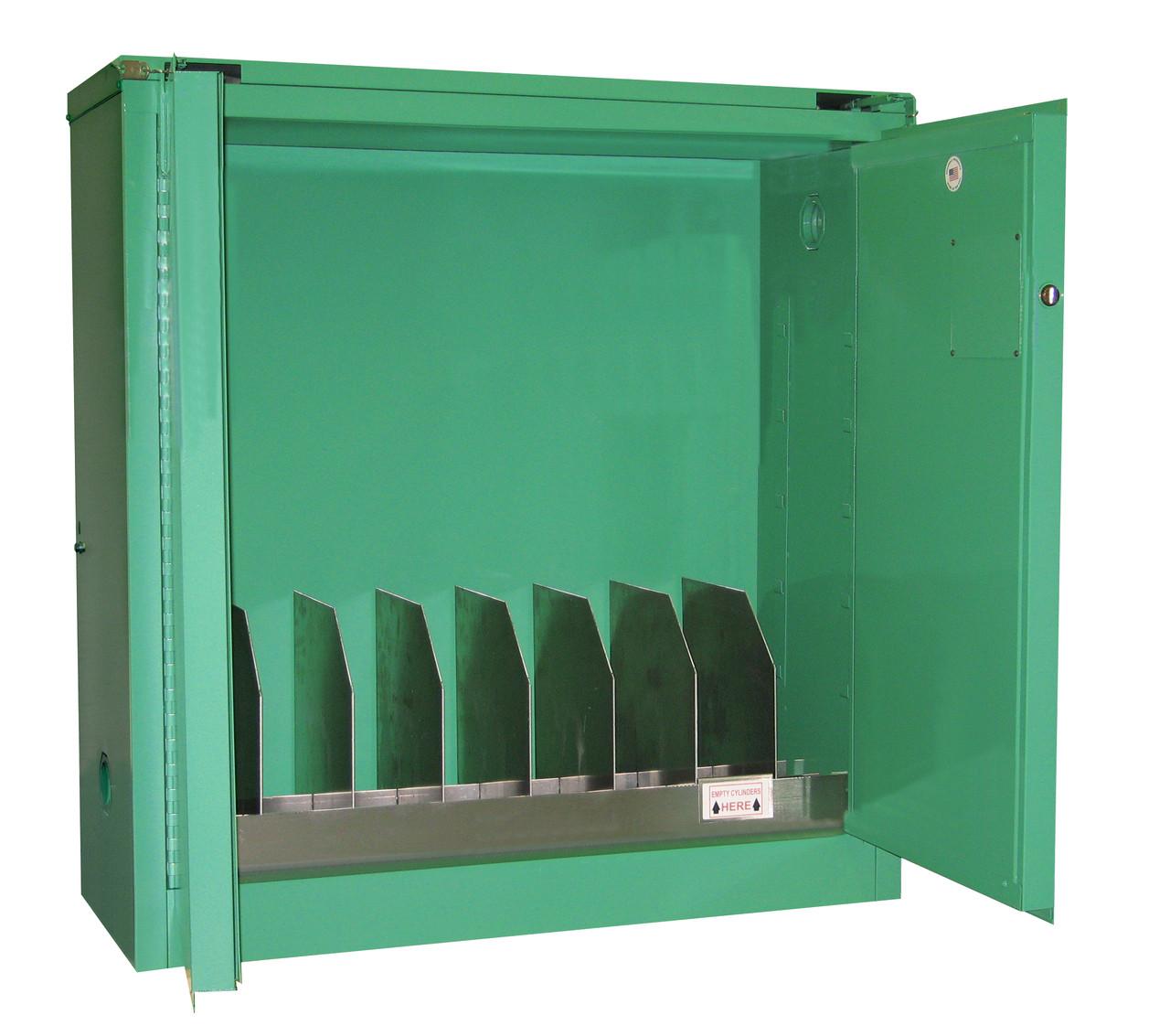 Medical Gas Cylinder Cabinet 21 24 Cylinders Self Closing