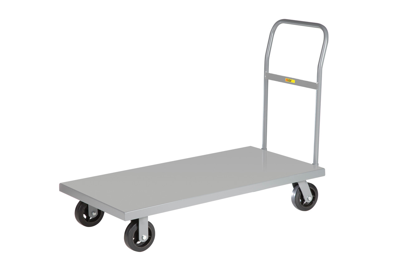 Steel Deck Platform Trucks