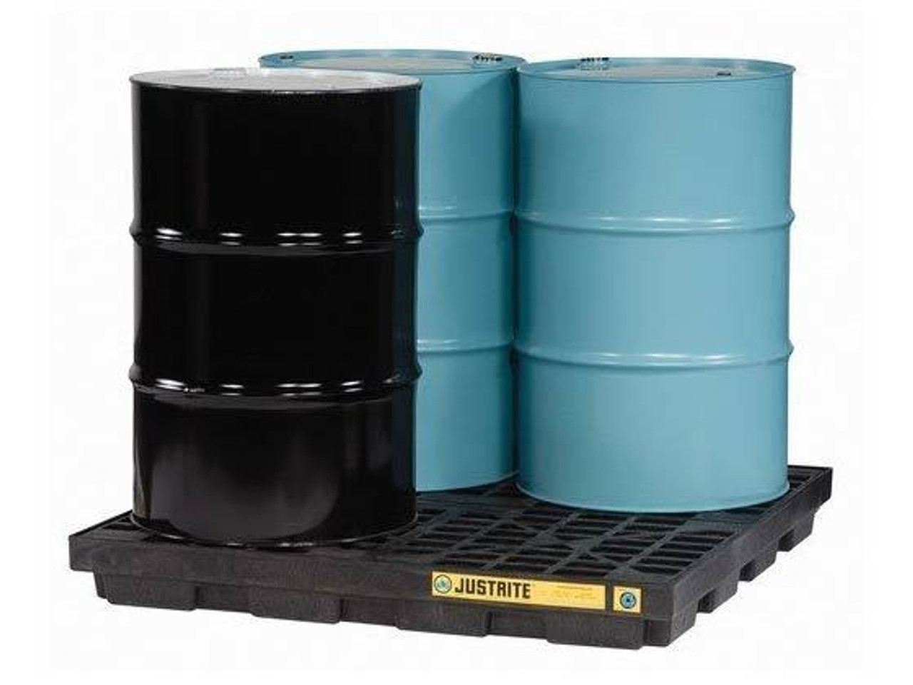 Justrite Ecopolyblend™ Spill Pallets
