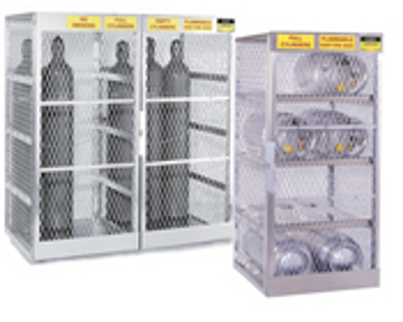 LPG Gas Cylinder Locker Cabinets