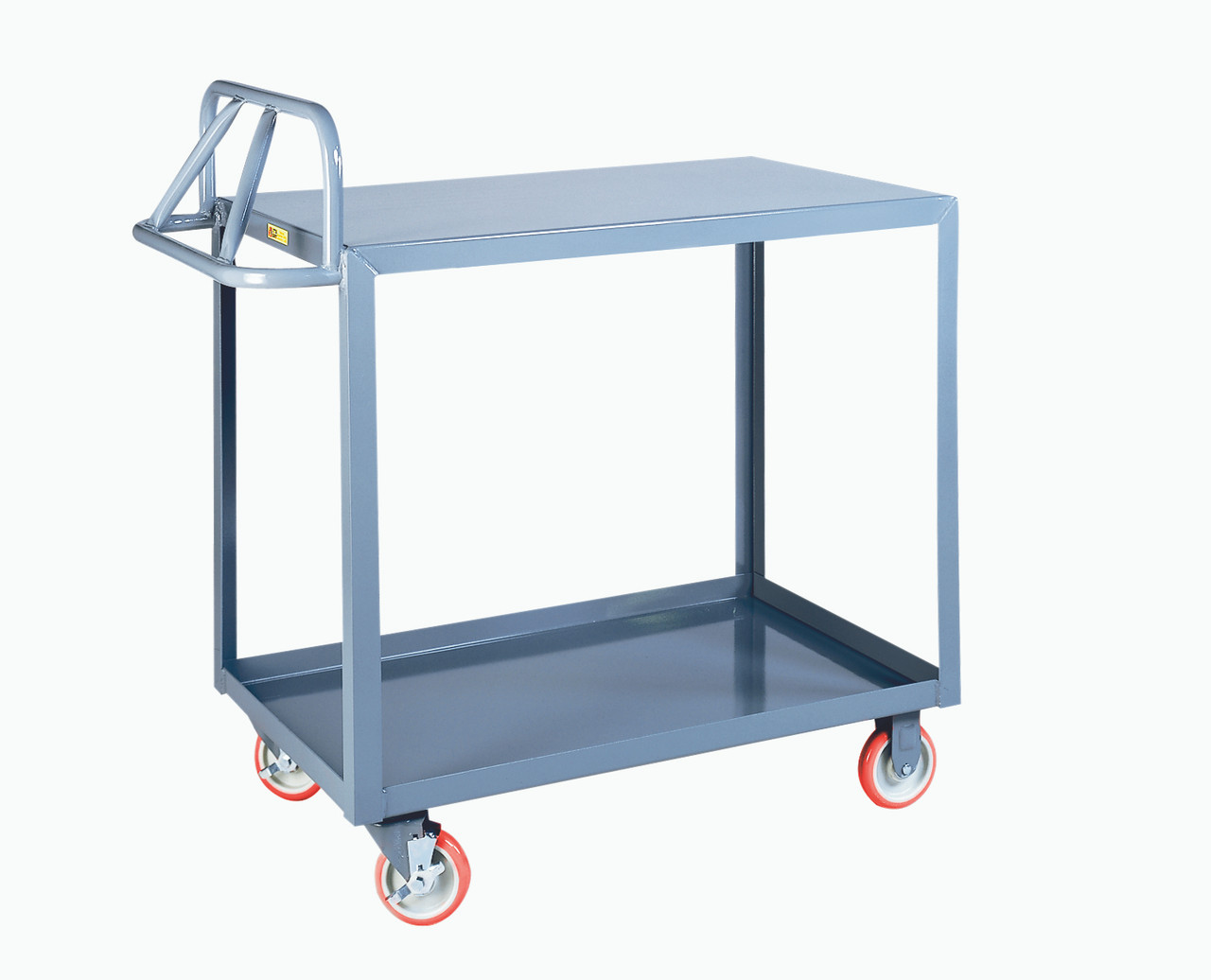 Ergonomic Shelf Trucks