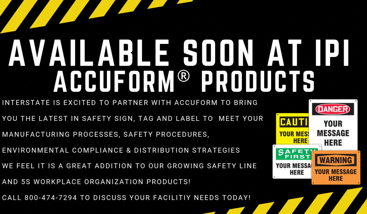 Accuform Signs & New Normal