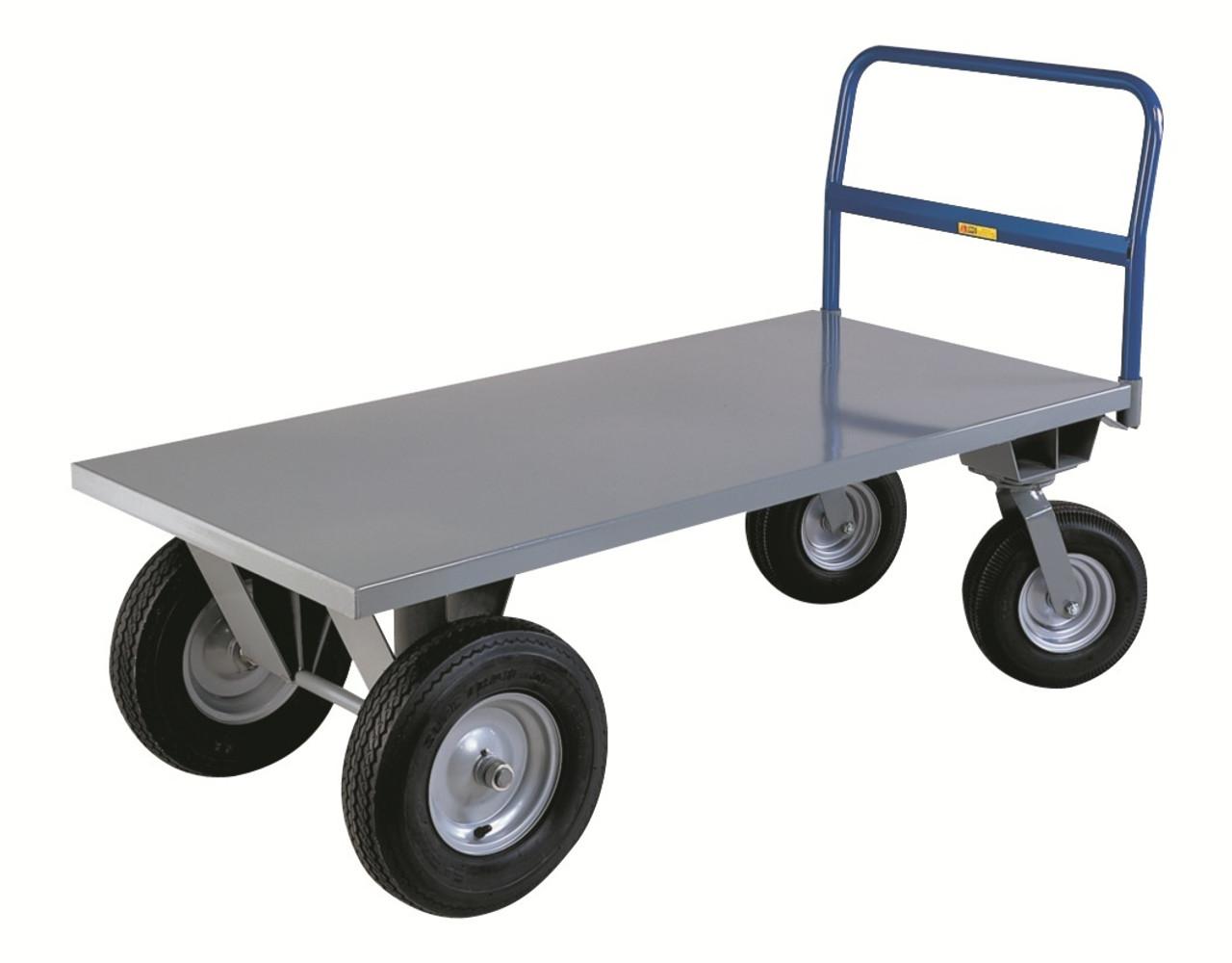 High Deck Cushion Load Platform Trucks