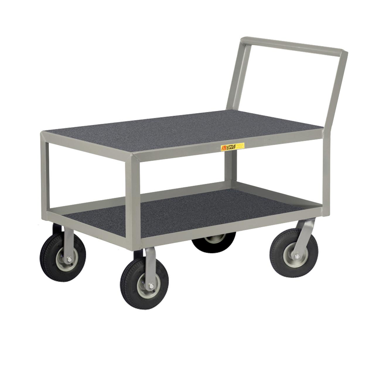 Low Deck Instrument Cart