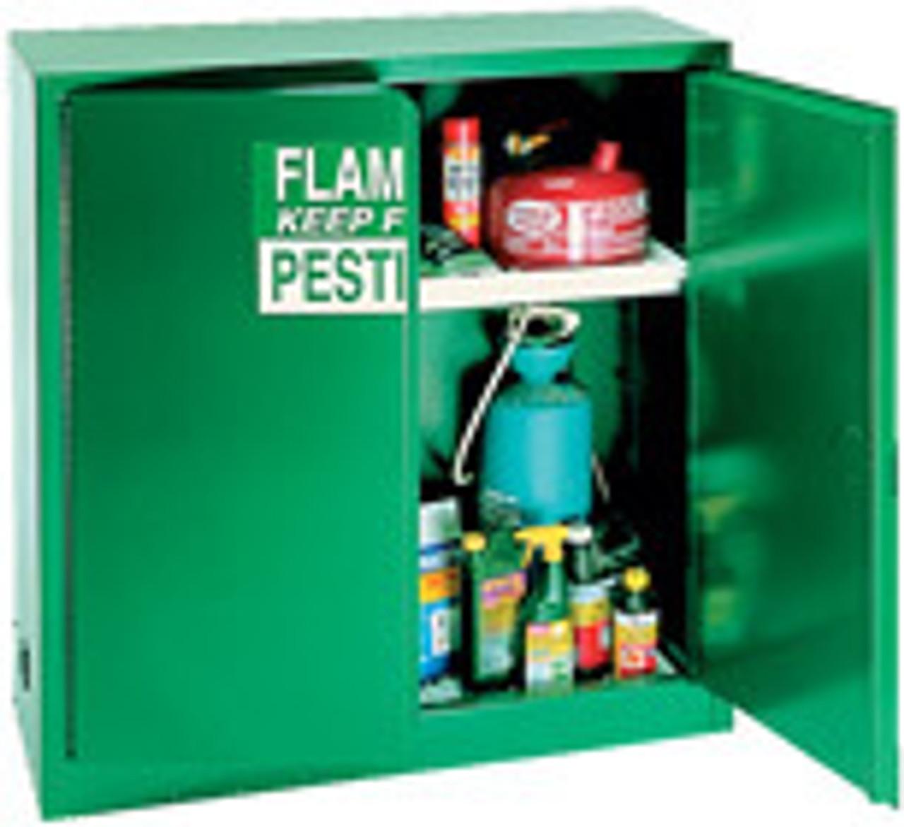Eagle Pesticide Cabinets